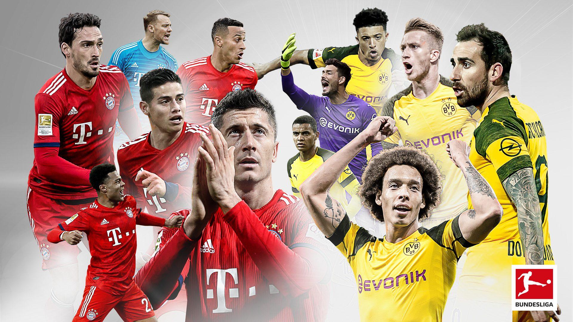 Titelkampf: Was spricht für Bayern, was für Dortmund?