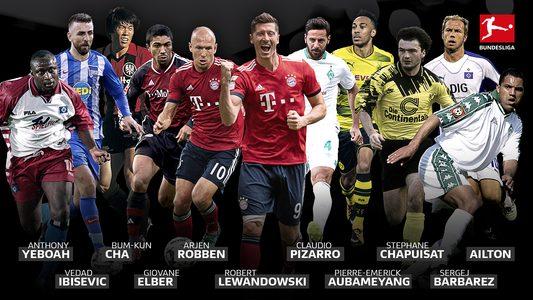 Bundesliga TorschГјtzen Rekord