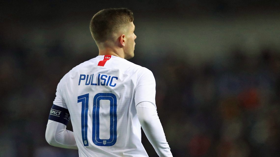 huge selection of 7f44b 9546c Bundesliga | Can USA ace Christian Pulisic star at No.10 for ...