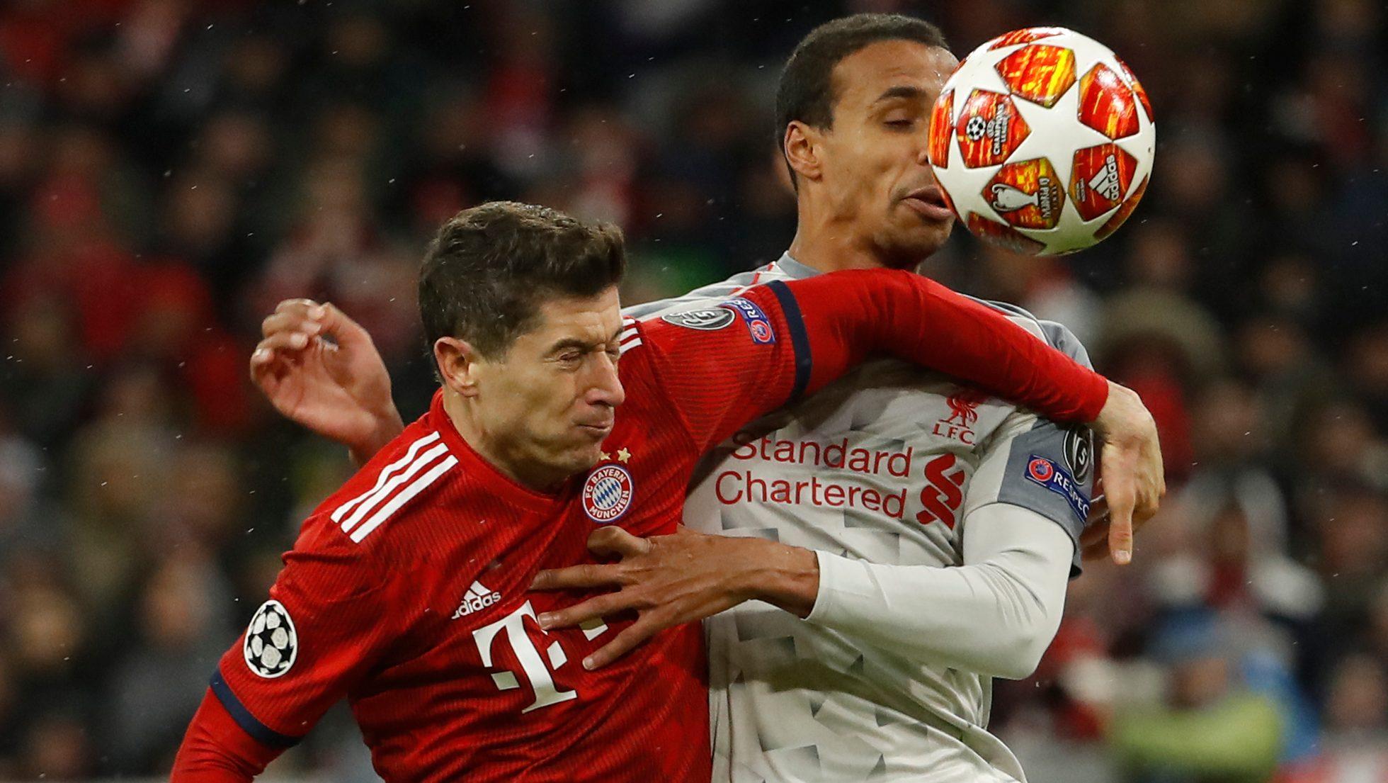 90d78de3 Bayern Munich vs. Liverpool: UEFA Champions League last-16 second leg - As  it happened! 18 weeks ago