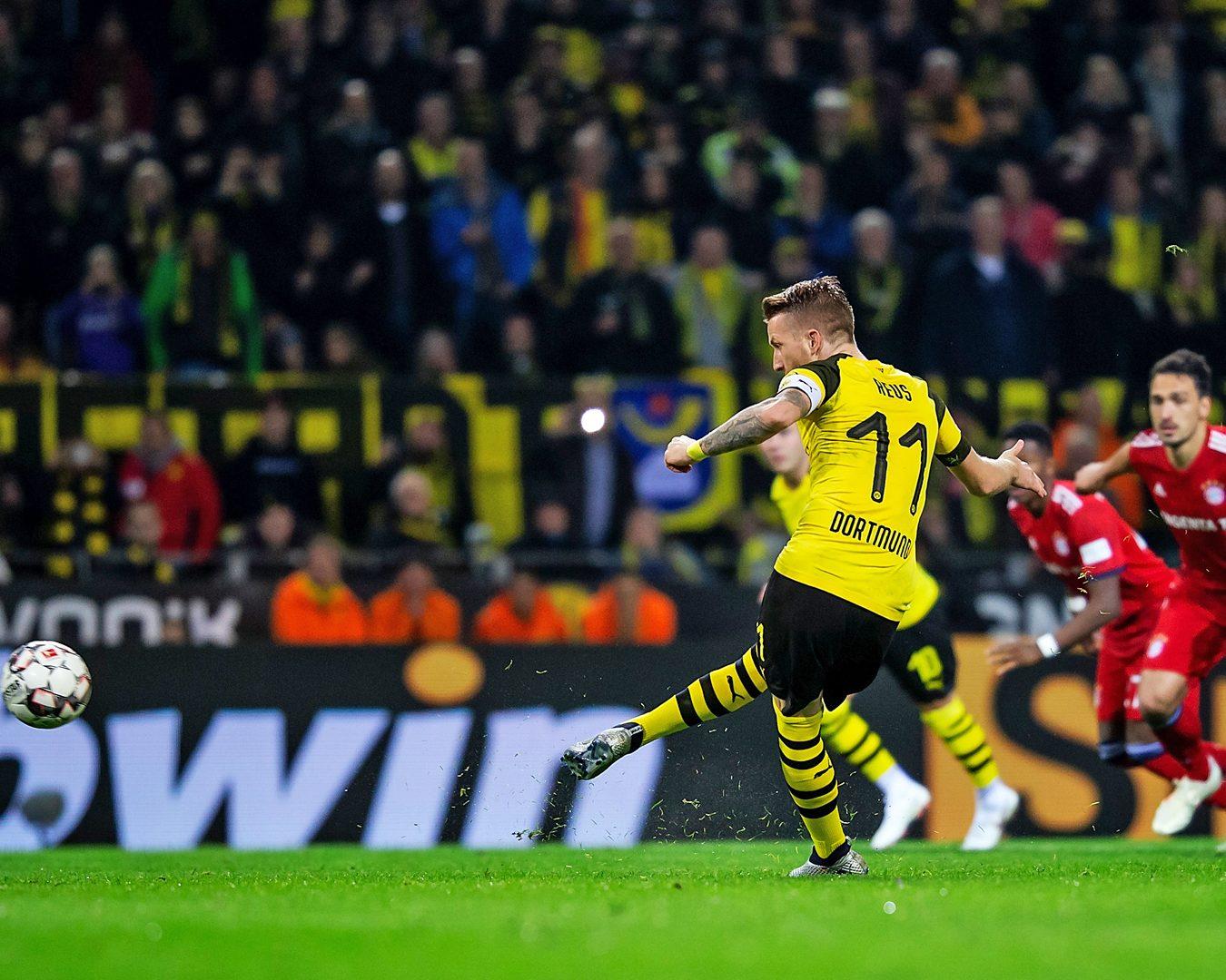 Bundesliga Bayern Munich Vs Borussia Dortmund The Top 5 Matches In Der Klassiker History