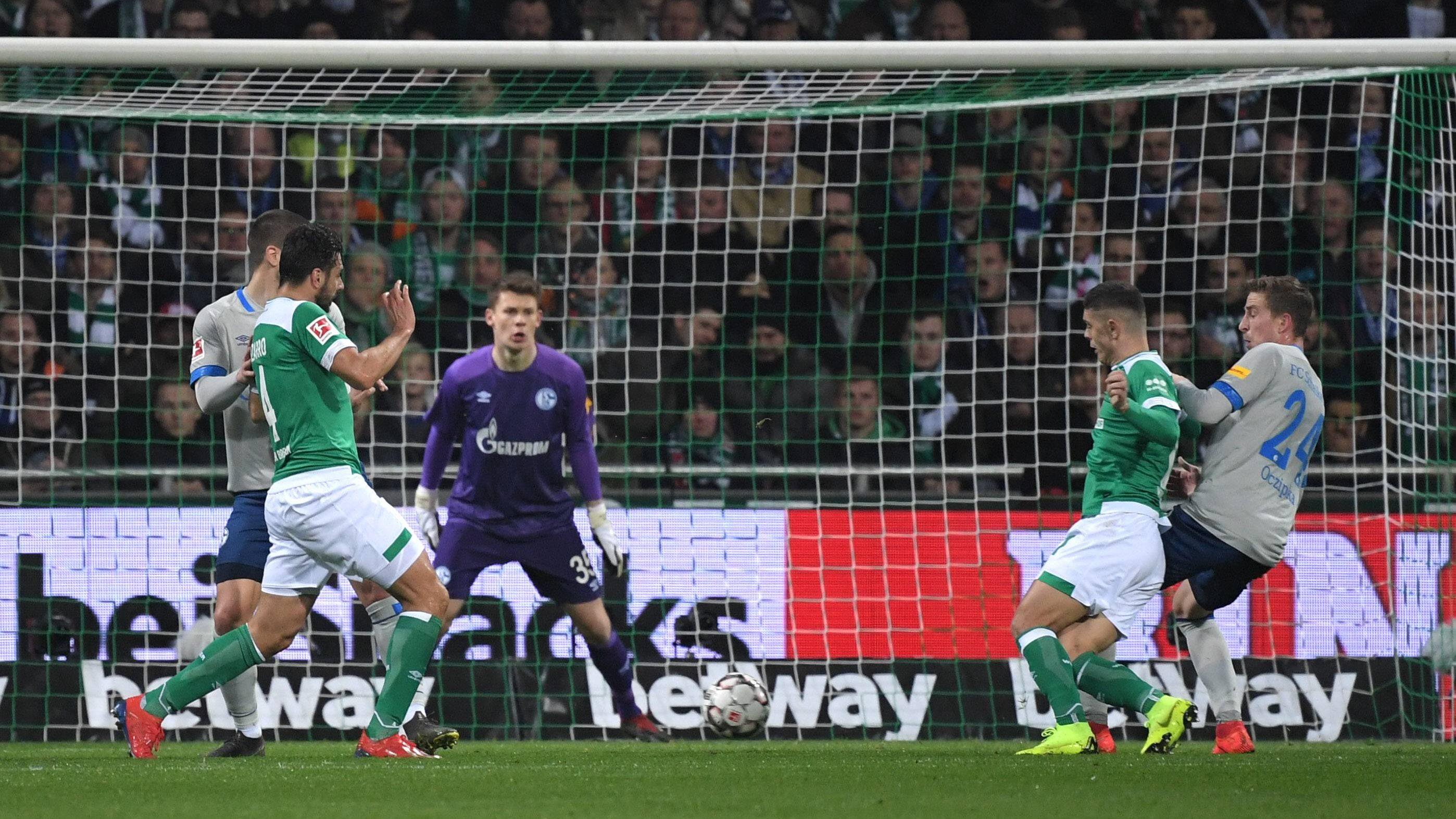 Wie sonst nur PSG: Werder trifft immer