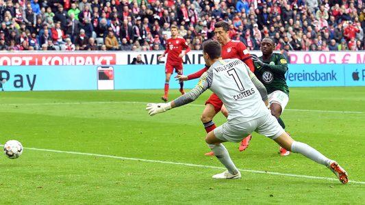 Bester Torschütze Bundesliga