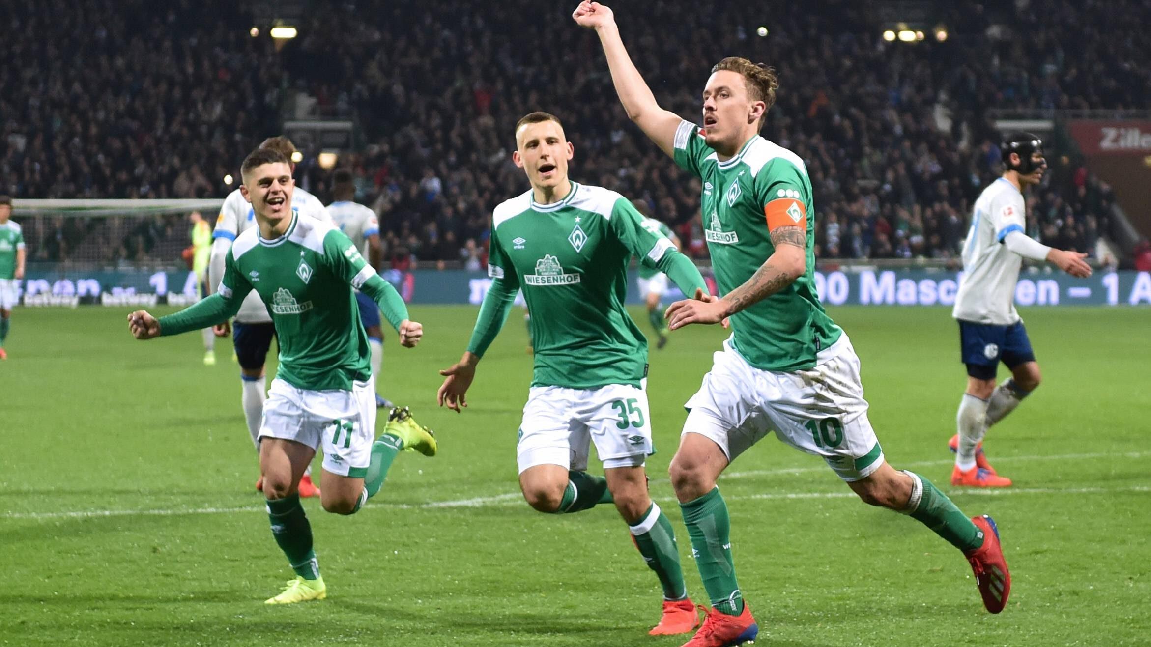 Werder Bremen nimmt wieder Kurs auf Europa