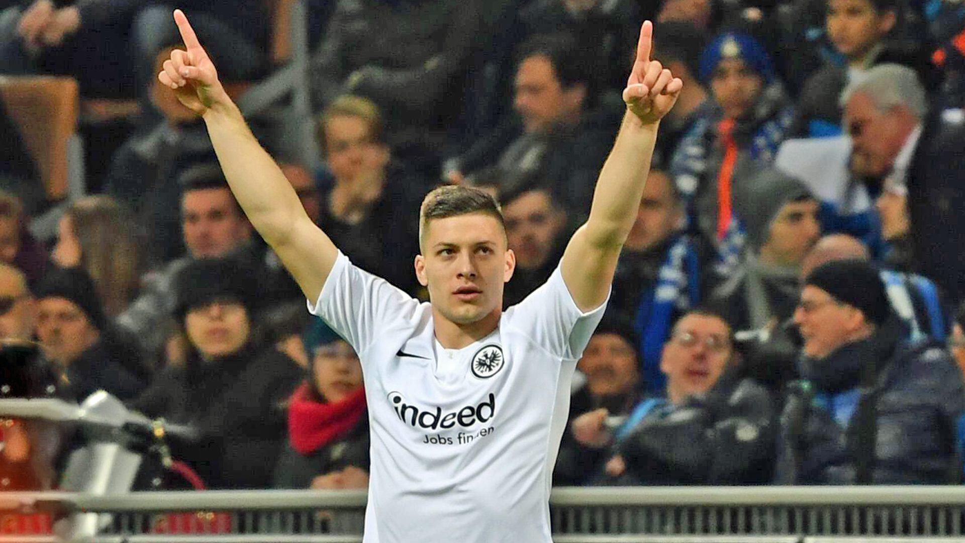 Jovic sends Eintracht into UEL quarters