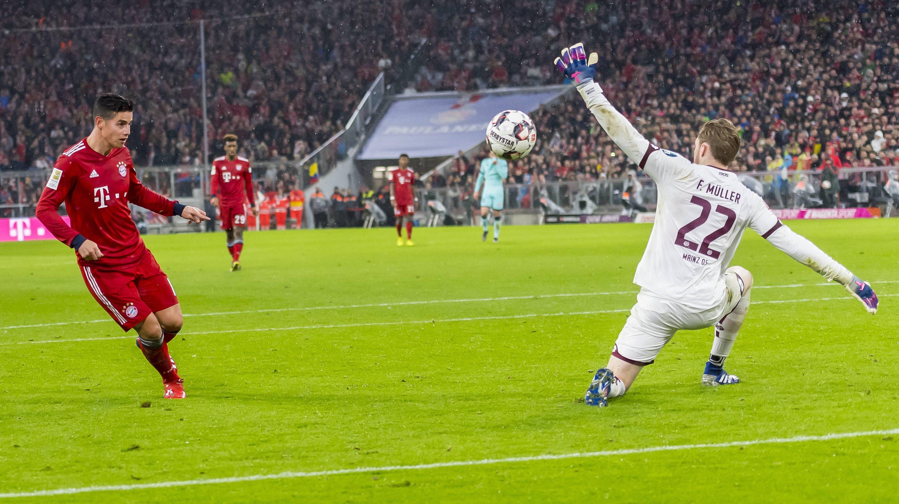 Vea: Los 100 mejores goles del FC Bayern München
