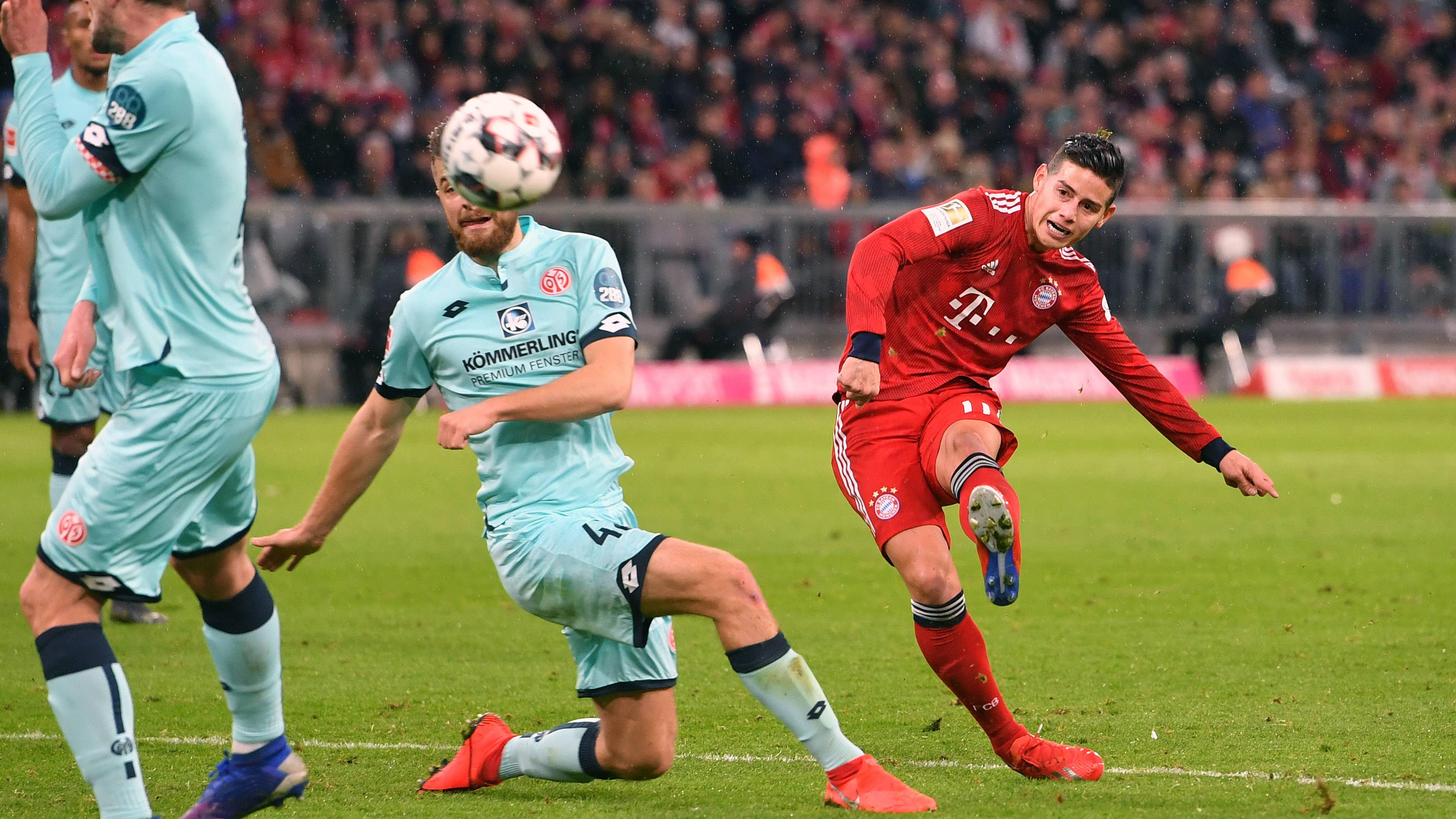 Bayern ballert sich warm für den Klassiker