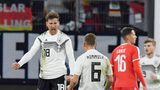Goretzka cancels out Jovic as Germany draw with Serbia