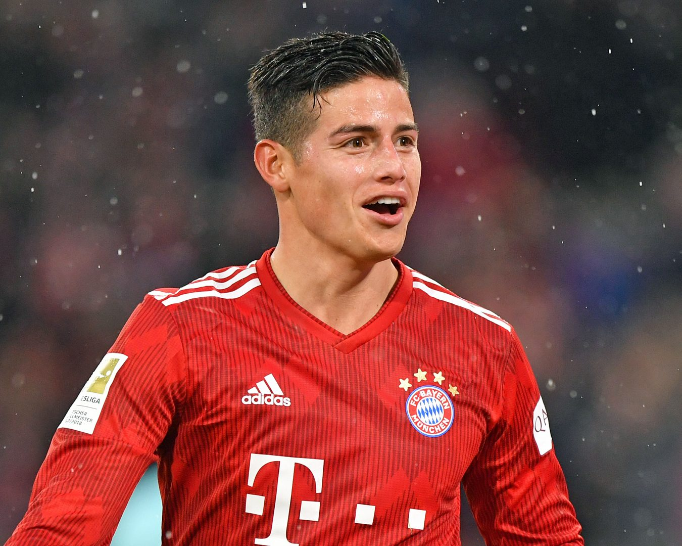 best service 54178 c0e34 Bundesliga | James Rodriguez: