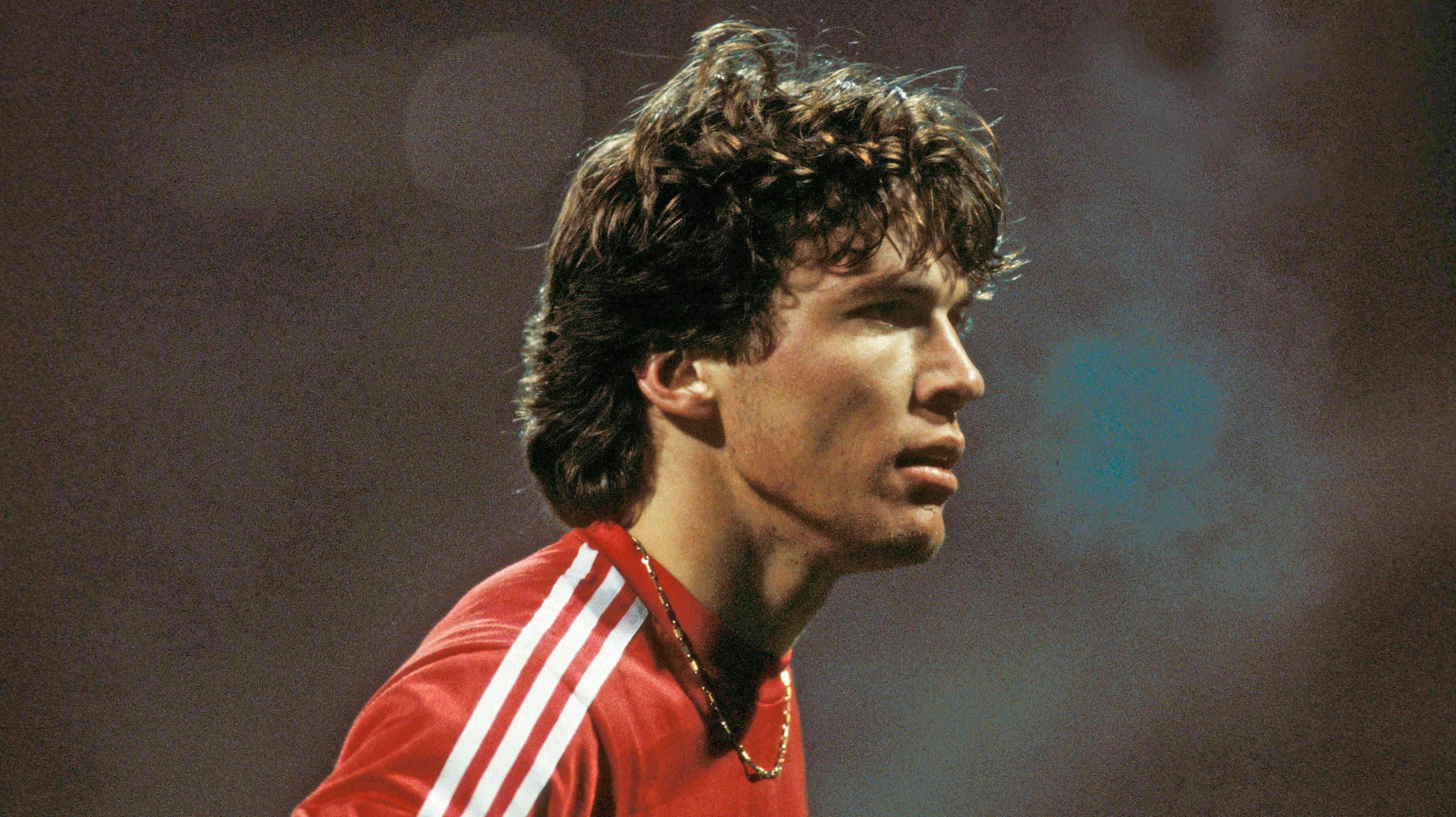 Lothar Matthäus in tricoul lui Bayern