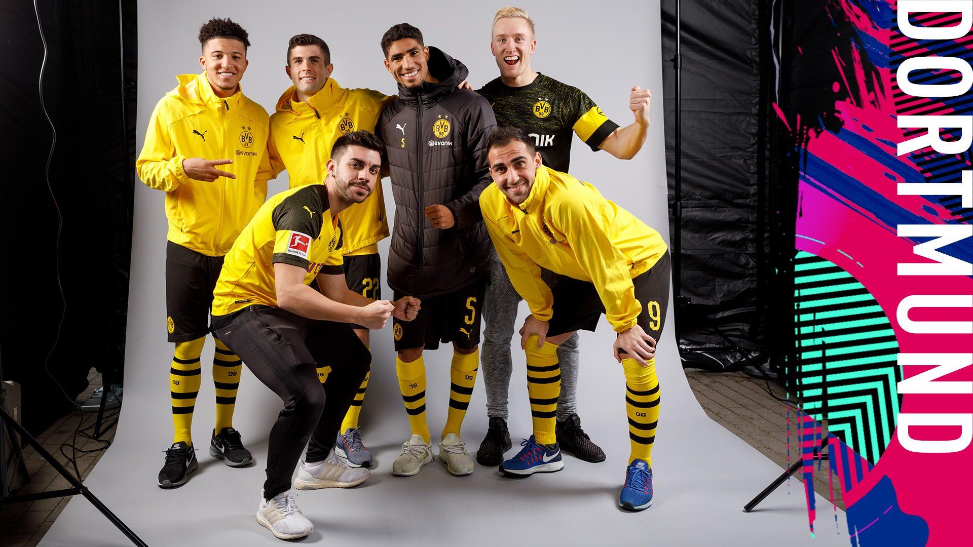 FIFA World Tour: BVB-Stars mit Reev und DjMaRiiO