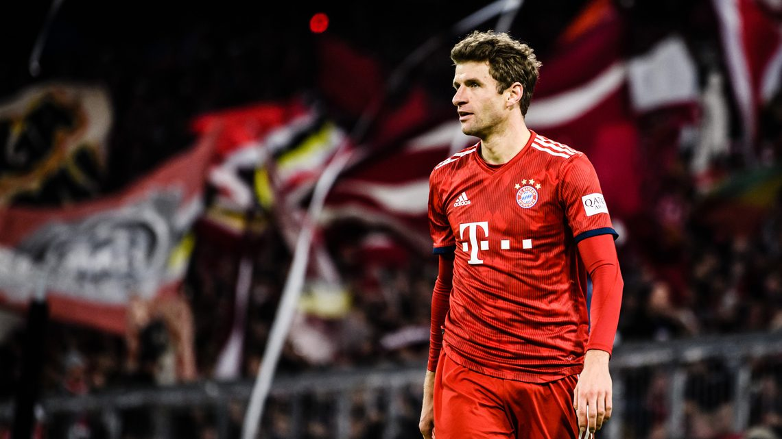 save off 6df7a 47a87 Bundesliga | Thomas Müller: The key to Bayern Munich's title ...