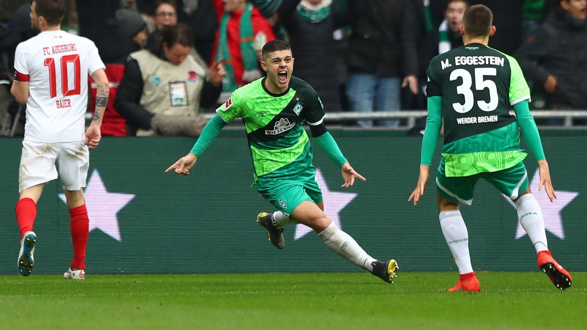 Die Top-5-Tore der erfolgreichsten Stürmer in 2019