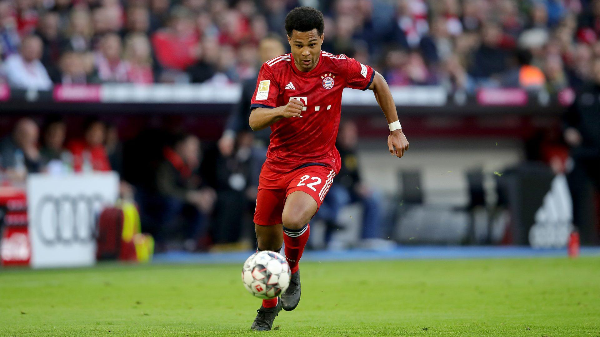 Gnabry ist die positive Überraschung beim FC Bayern