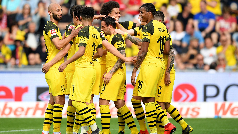 Dortmund - heiß auf den Titel und das Derby
