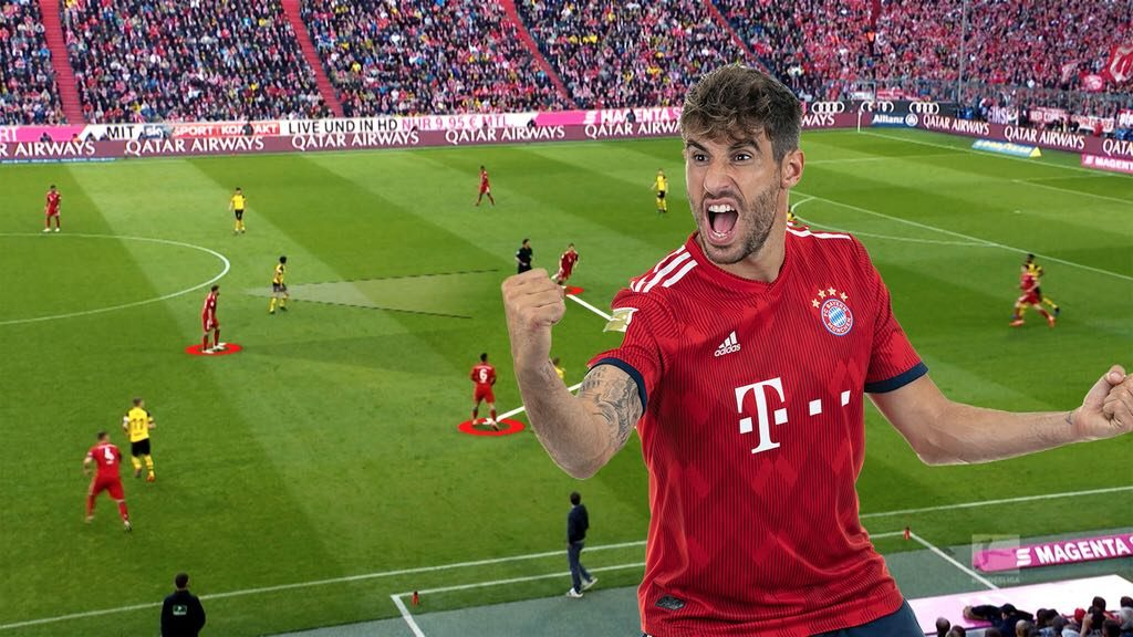Bundesliga Why Javi Martinez Is Crucial To Bayern Munich S