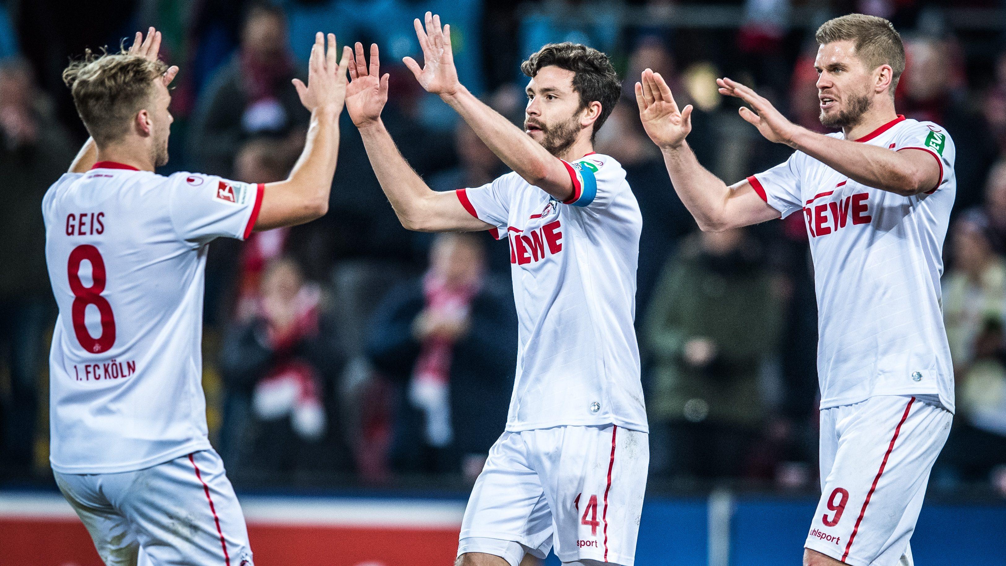So steigt der 1. FC Köln in die Bundesliga auf