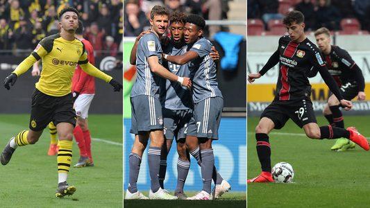 Bundesliga 29. Spieltag