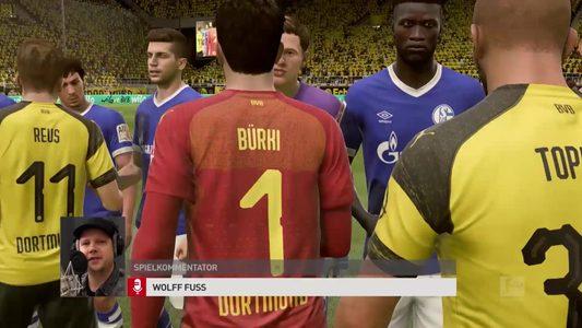 Virtuelle Bundesliga Fifa 19 Tabelle