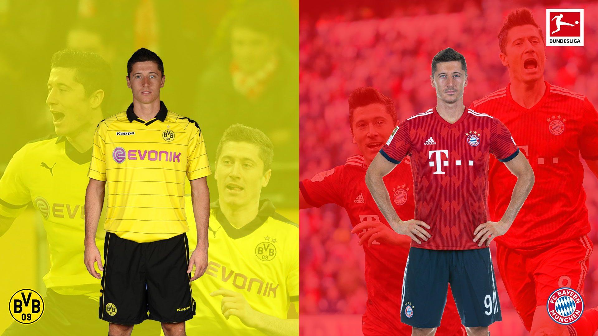 Alle Lewandowski-Tore in der Bundesliga im Video