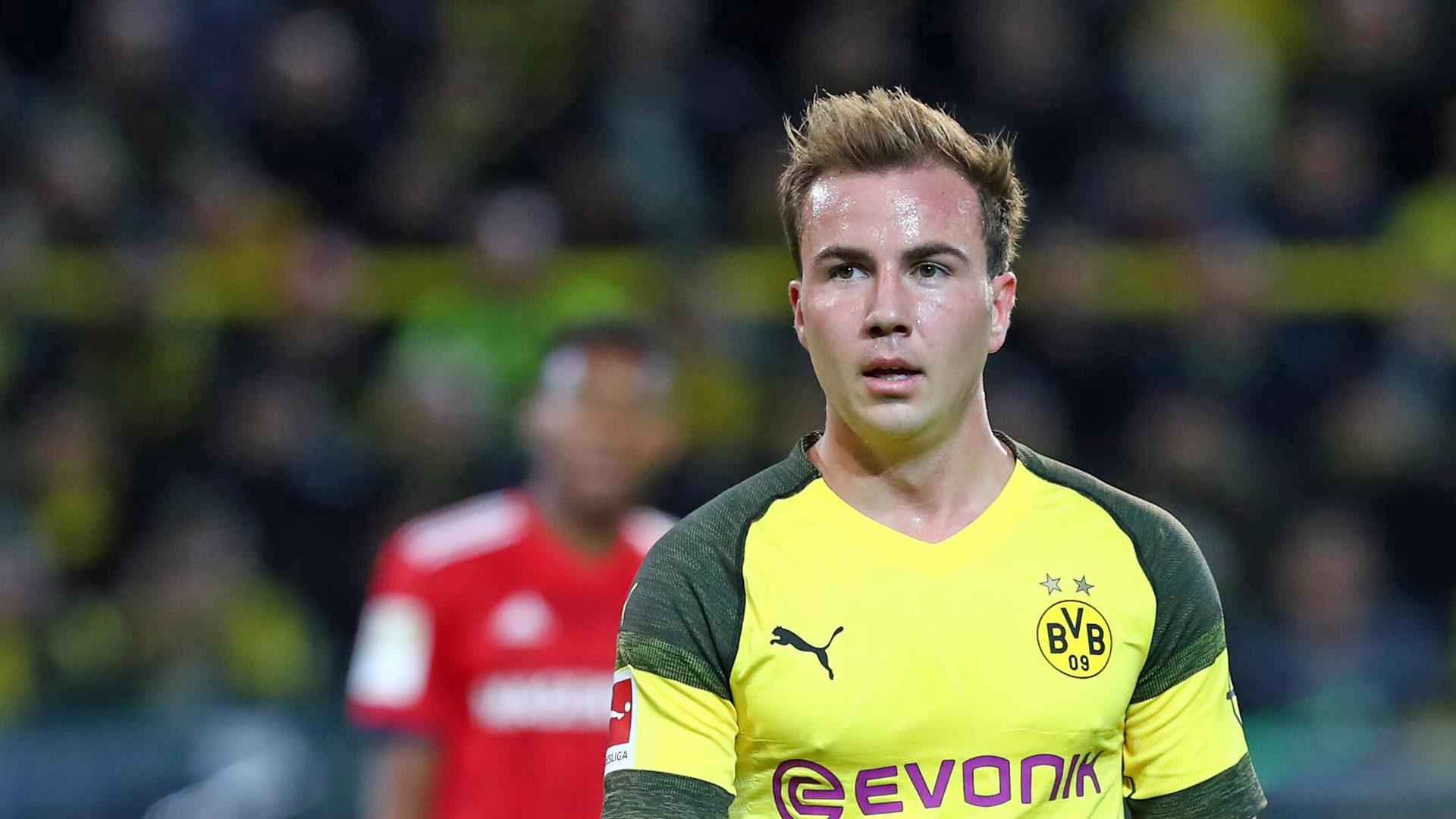 Bundesliga   Mario Götze: a Klassiker hero for Borussia Dortmund ...
