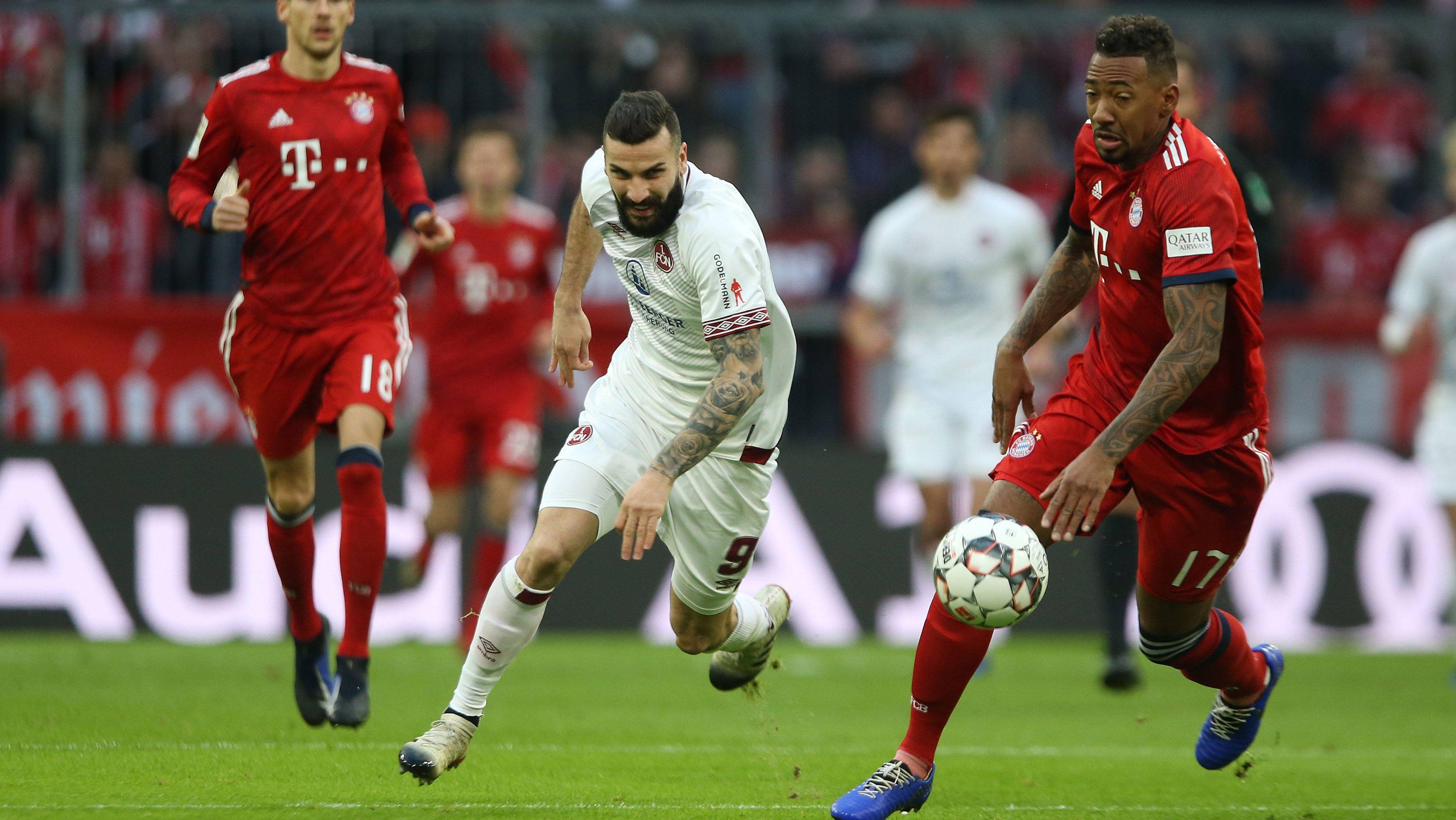 Wird Nürnberg zum Stolperstein für den FC Bayern?