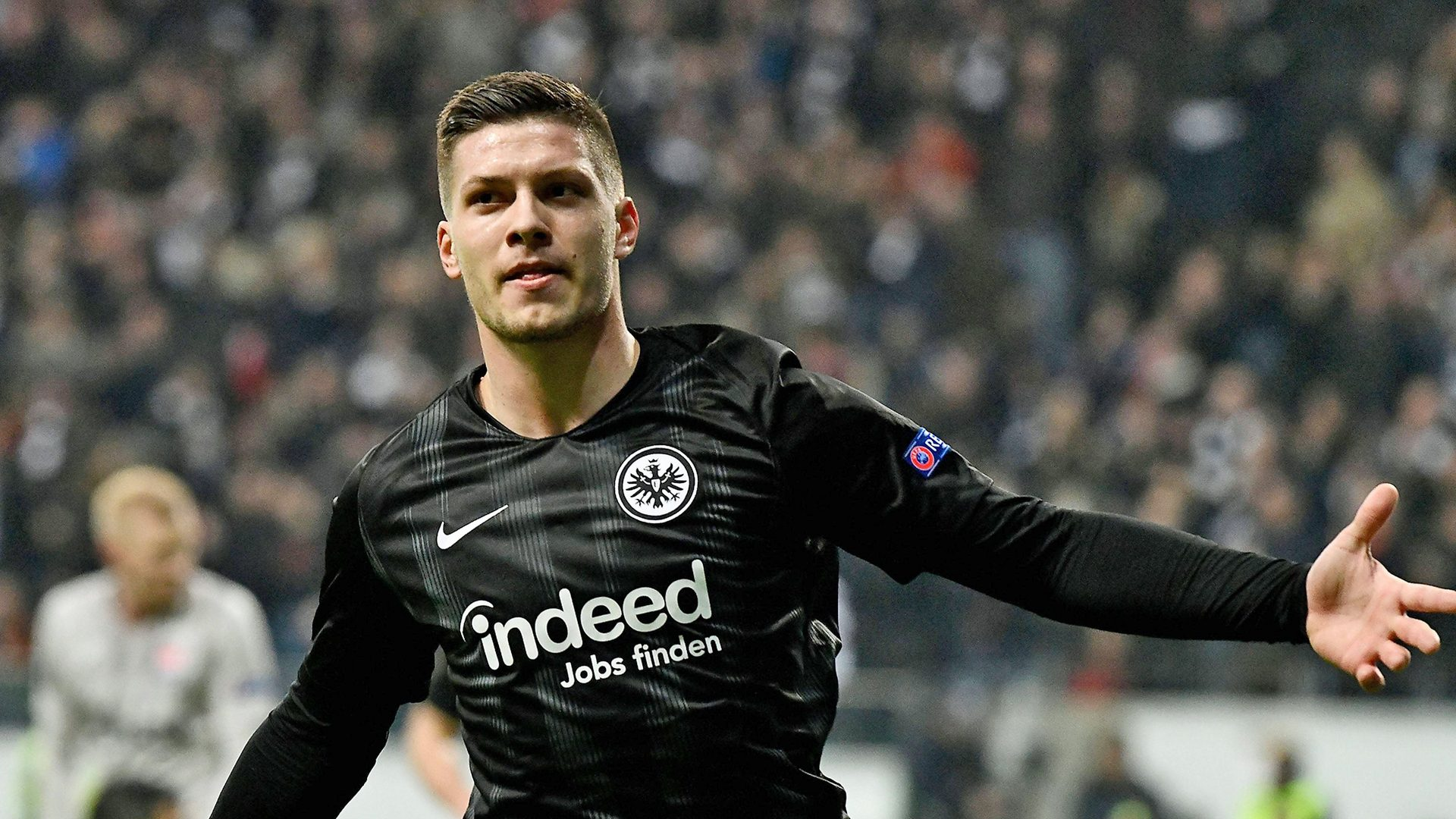Bundesliga | Why is Luka Jovic so good? Eintracht Frankfurt striker catches  Real Madrid's eye
