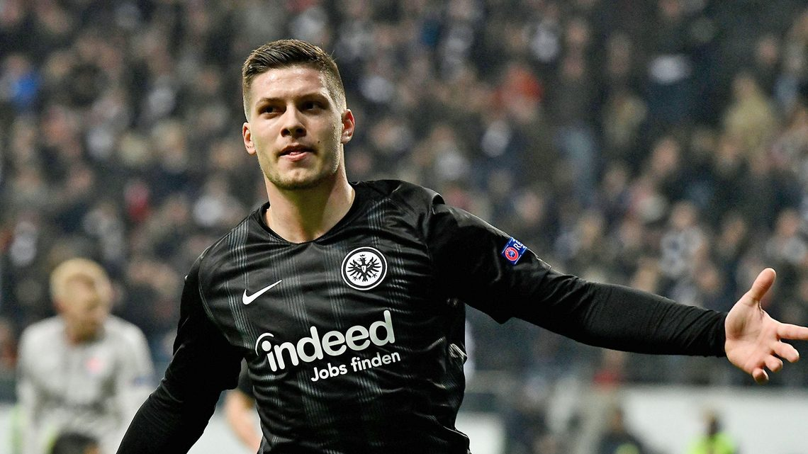 Why is Luka Jovic so good? Eintracht Frankfurt striker catches Real Madrid's eye