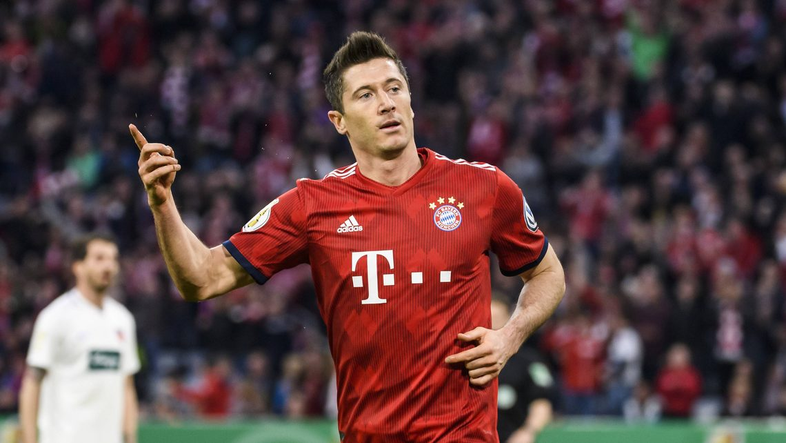 Bundesliga Super Sub Lewandowski Inspires Bayern Munich Past Heidenheim In Dfb Cup Quarter Final Thriller