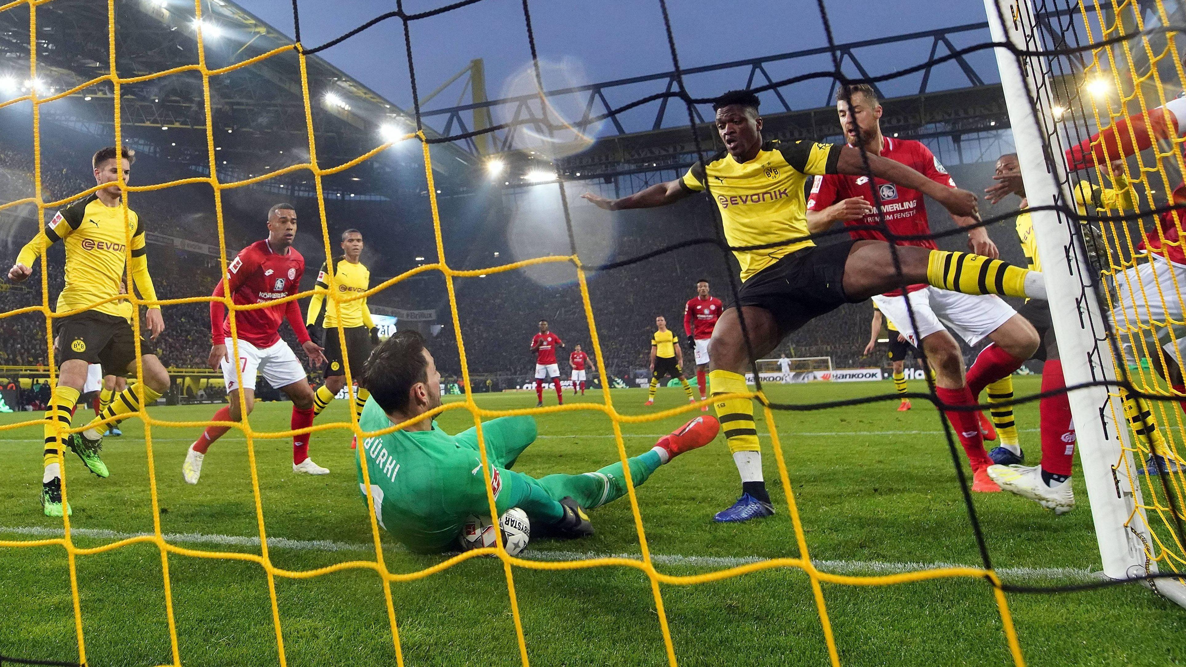 "BVB-Fans feiern Roman Bürki: ""Ein super Gefühl"""