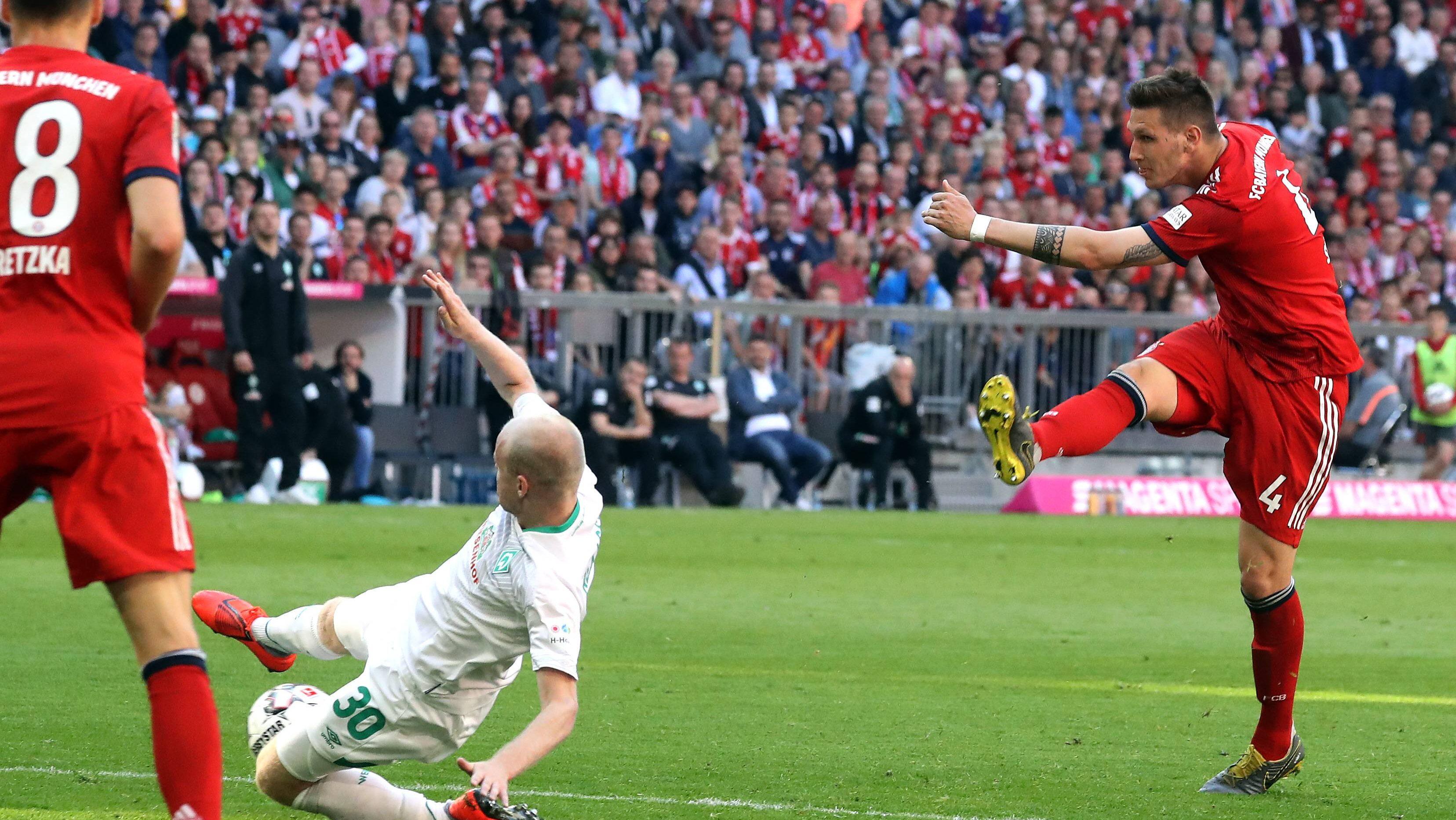 """""""Sieg der Geduld"""": Süle ist Bayerns Entscheider"""