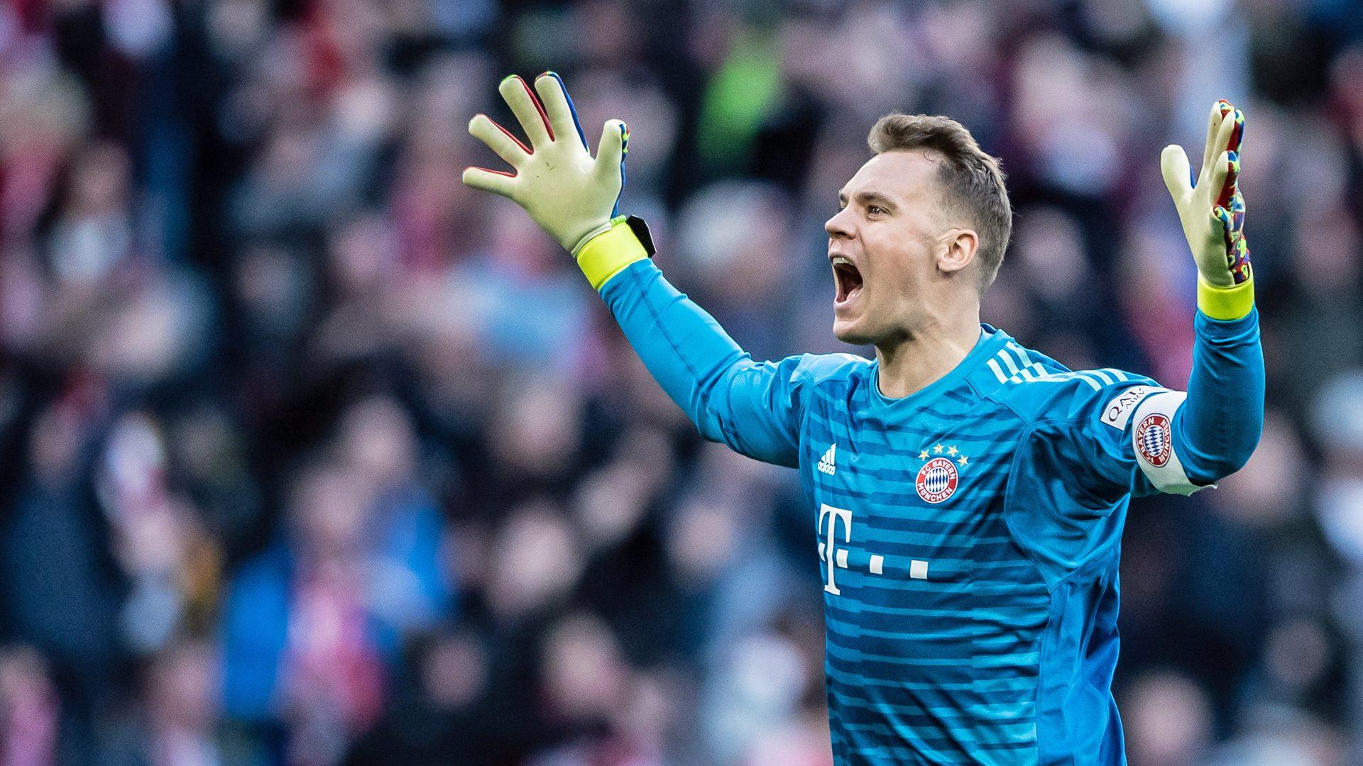 da44daac189 Bundesliga | Manuel Neuer: 10 things on the Bayern Munich and ...
