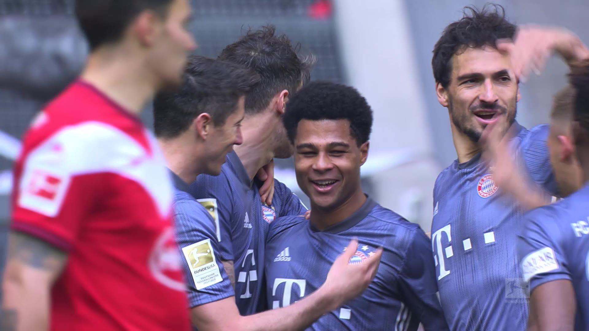FC Bayern in Top-Form – und hungrig auf den Titel