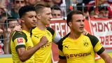 Sancho, Reus and Götze keep title race alive