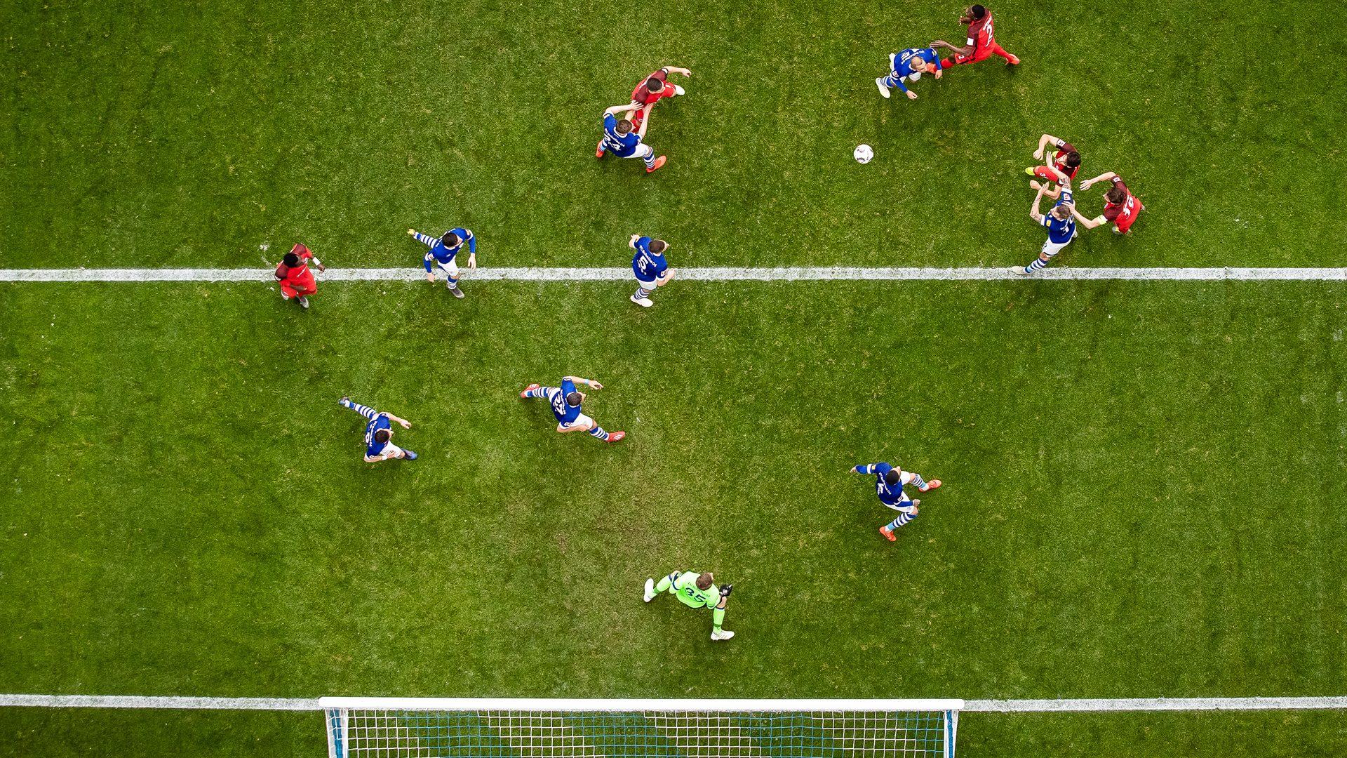 Bundesliga Was Sind Eigentlich Expected Goals Eine Erklarung