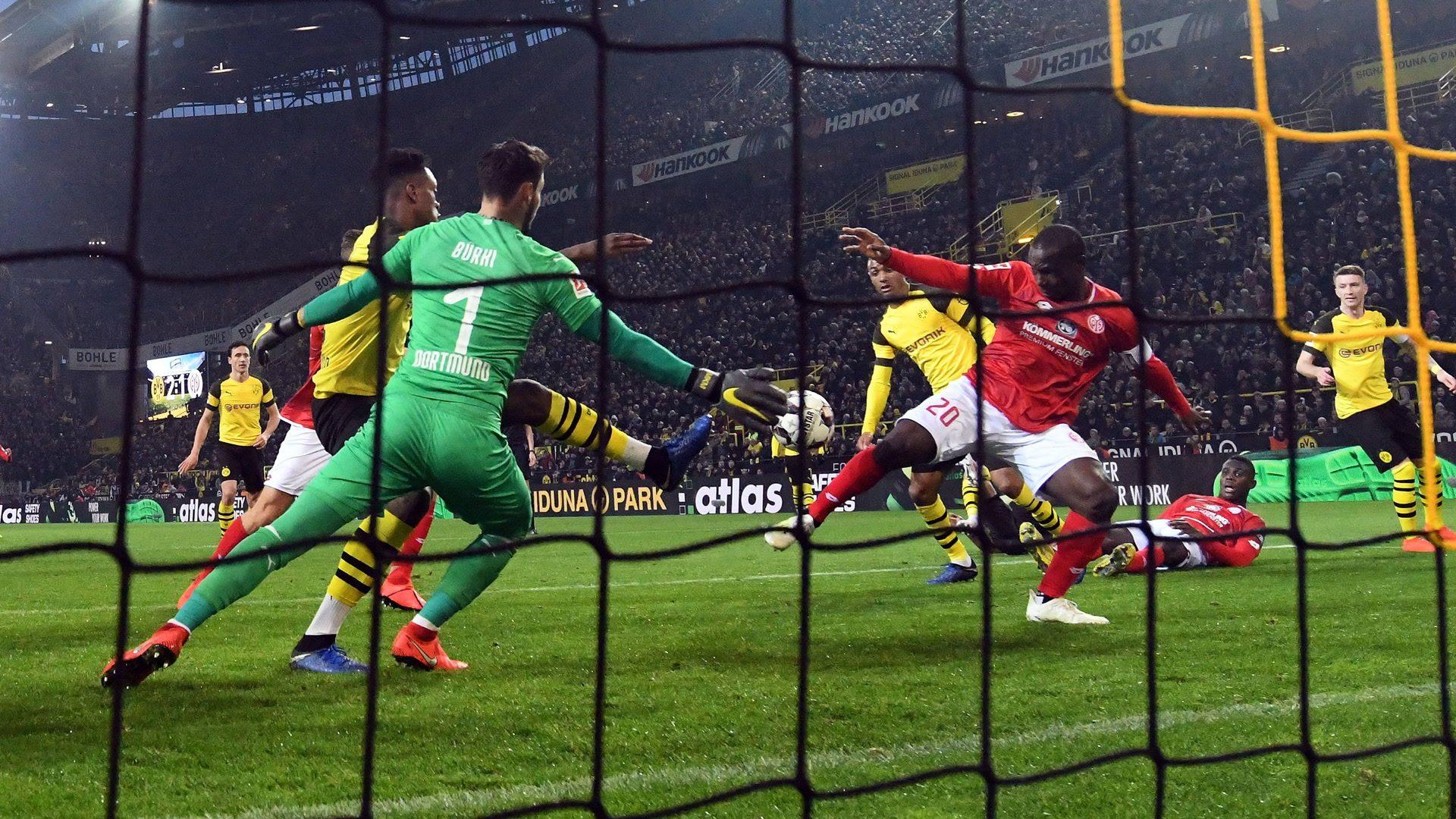 Bürki hat den Titel mit Dortmund fest im Blick