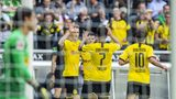 Dortmund come up short in title race