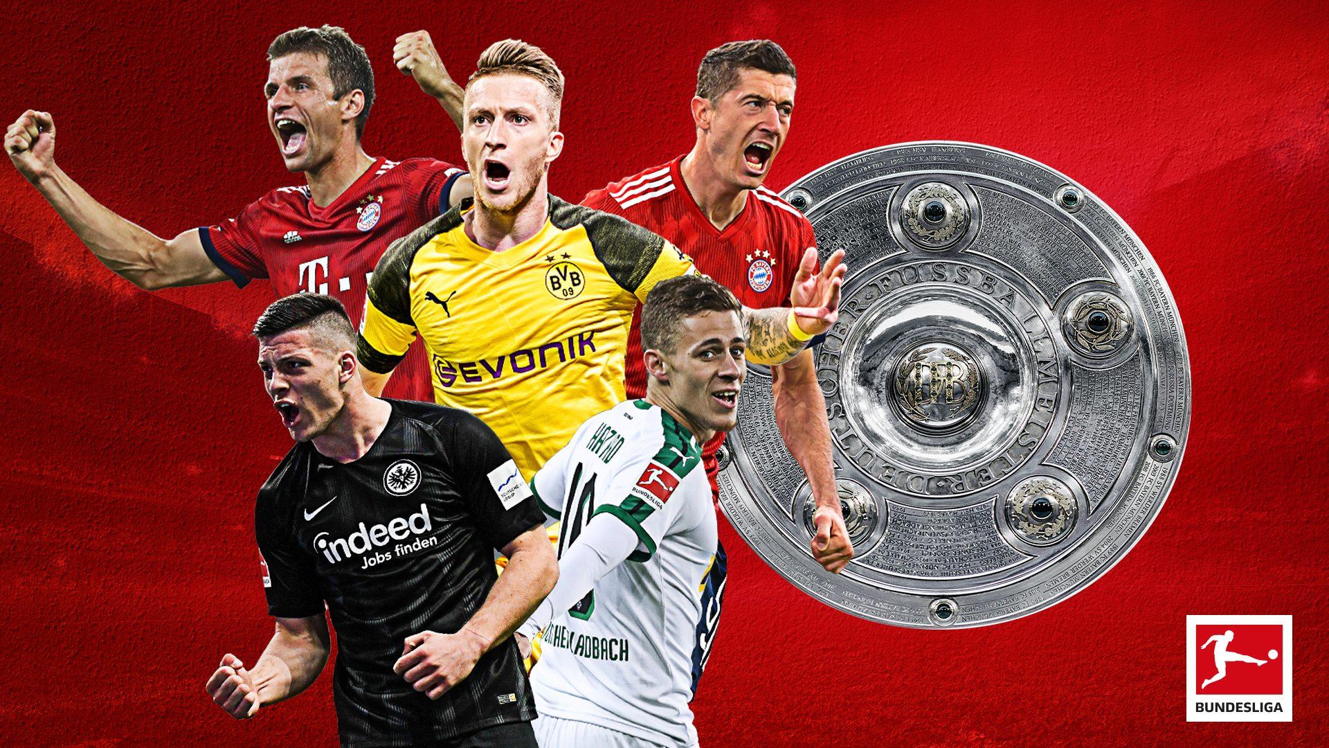 Lịch thi đấu Bundesliga vòng hạ màn: Chờ cuộc lật đổ lịch sử