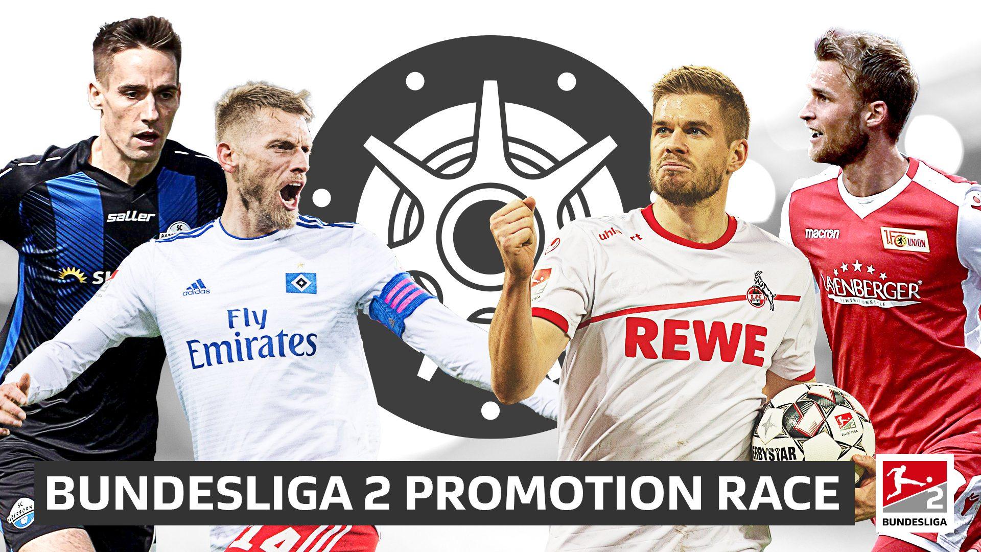 Bundesliga | 2018/19 Bundesliga 2 promotion: Who has won a place in