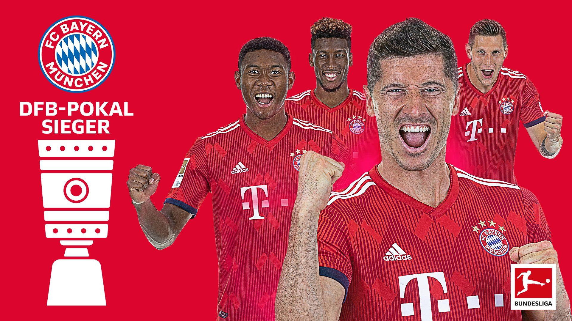 Bundesliga Liveblog Zum Pokalfinale Rb Leipzig Fc Bayern