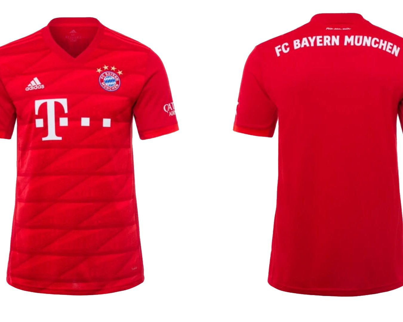 Bundesliga Bayern Munich Release New Jersey For 2019 20