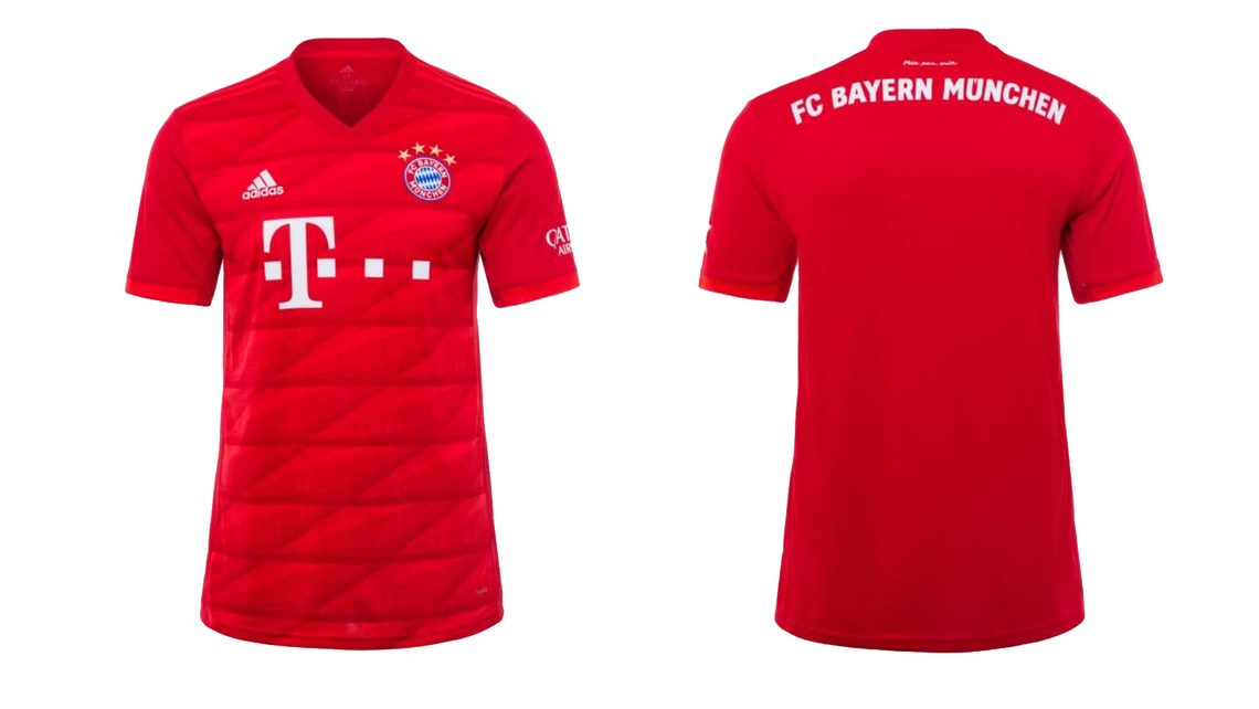 new styles 9d63f b1619 Bundesliga | Bayern Munich release new jersey for 2019/20
