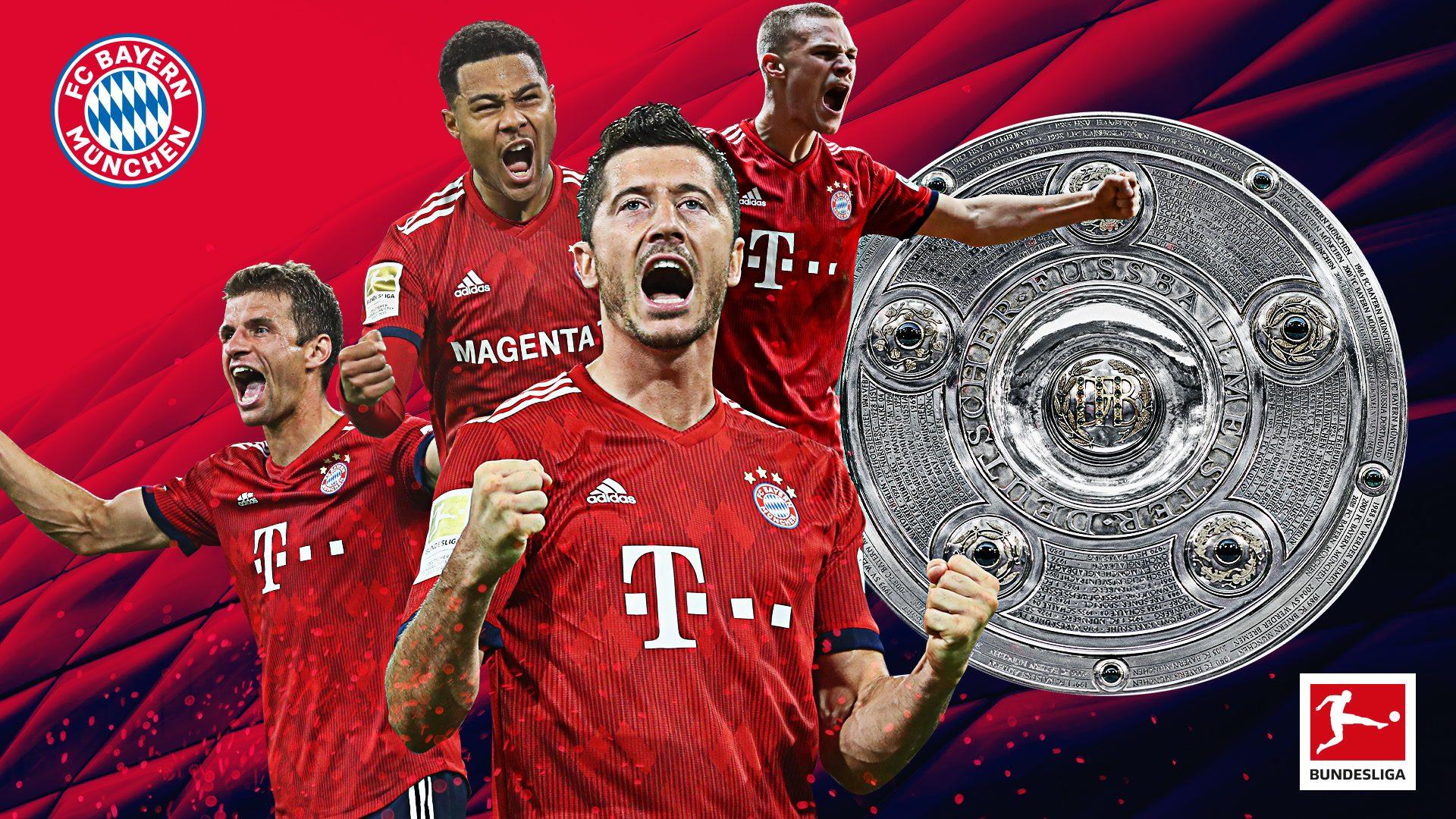 Top-Fakten zur Meistersaison des FC Bayern München