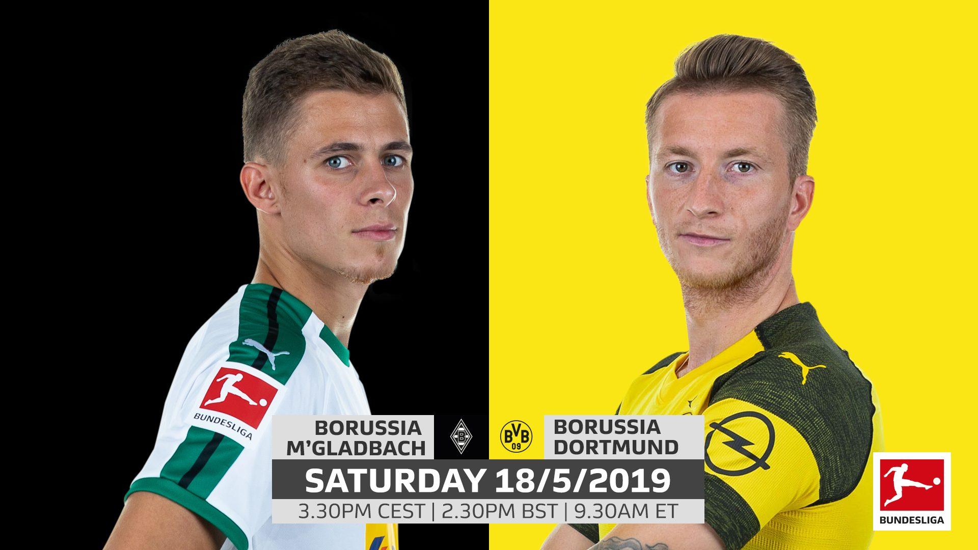 Monchengladbach vs Dortmund: Sinh tử chiến