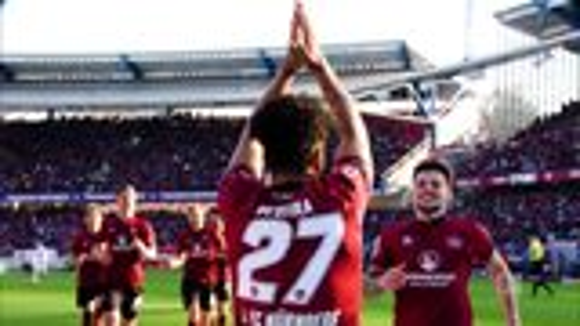 Rookie des Monats April: Pereira dreht in Nürnberg auf
