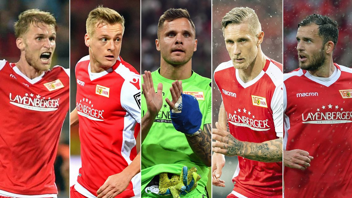 Bundesliga newcomers Union Berlin: Five players to watch in 2018/19