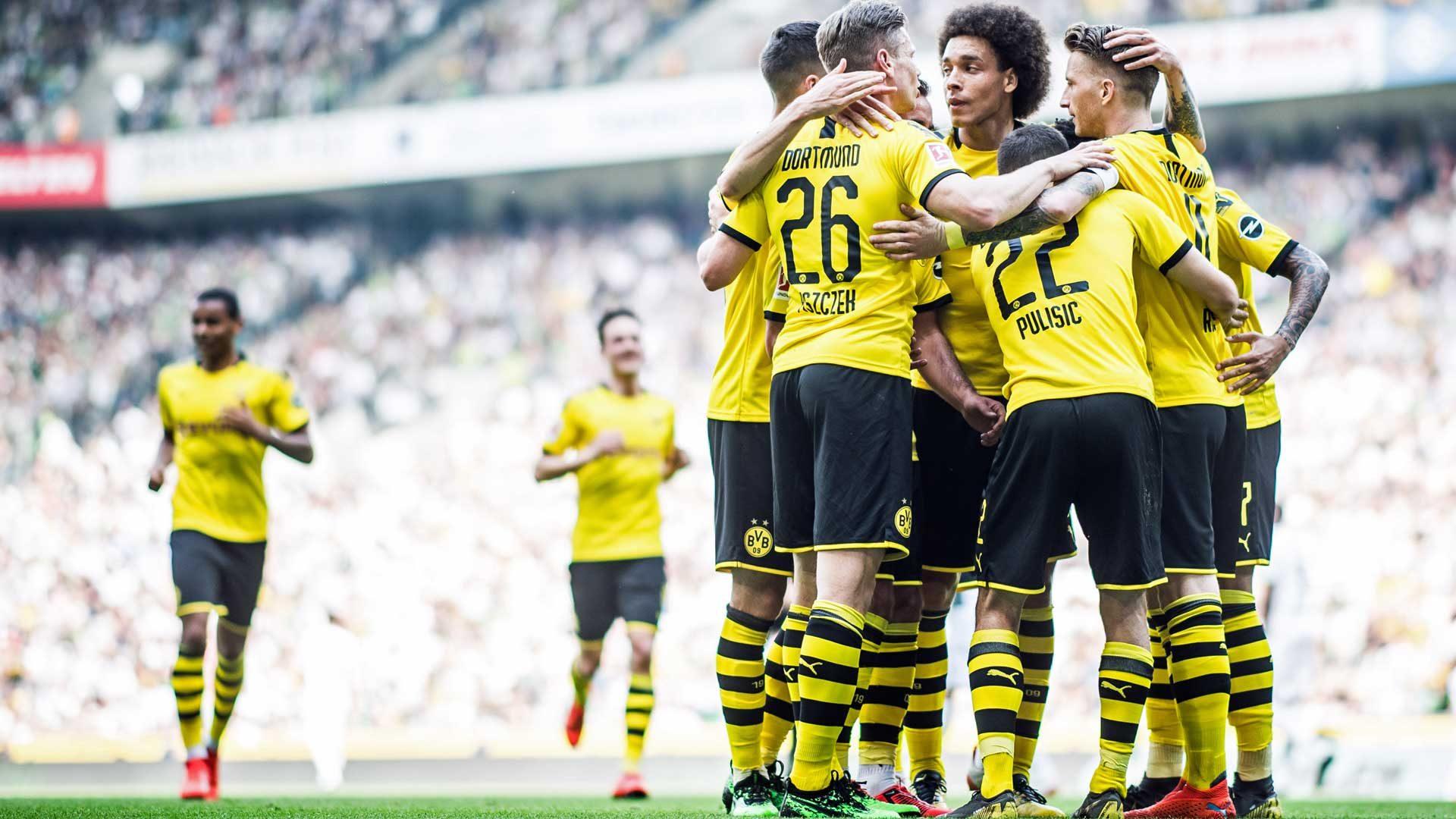 Bundesliga Borussia Dortmund Release Trailer For Upcoming Amazon Prime Documentary