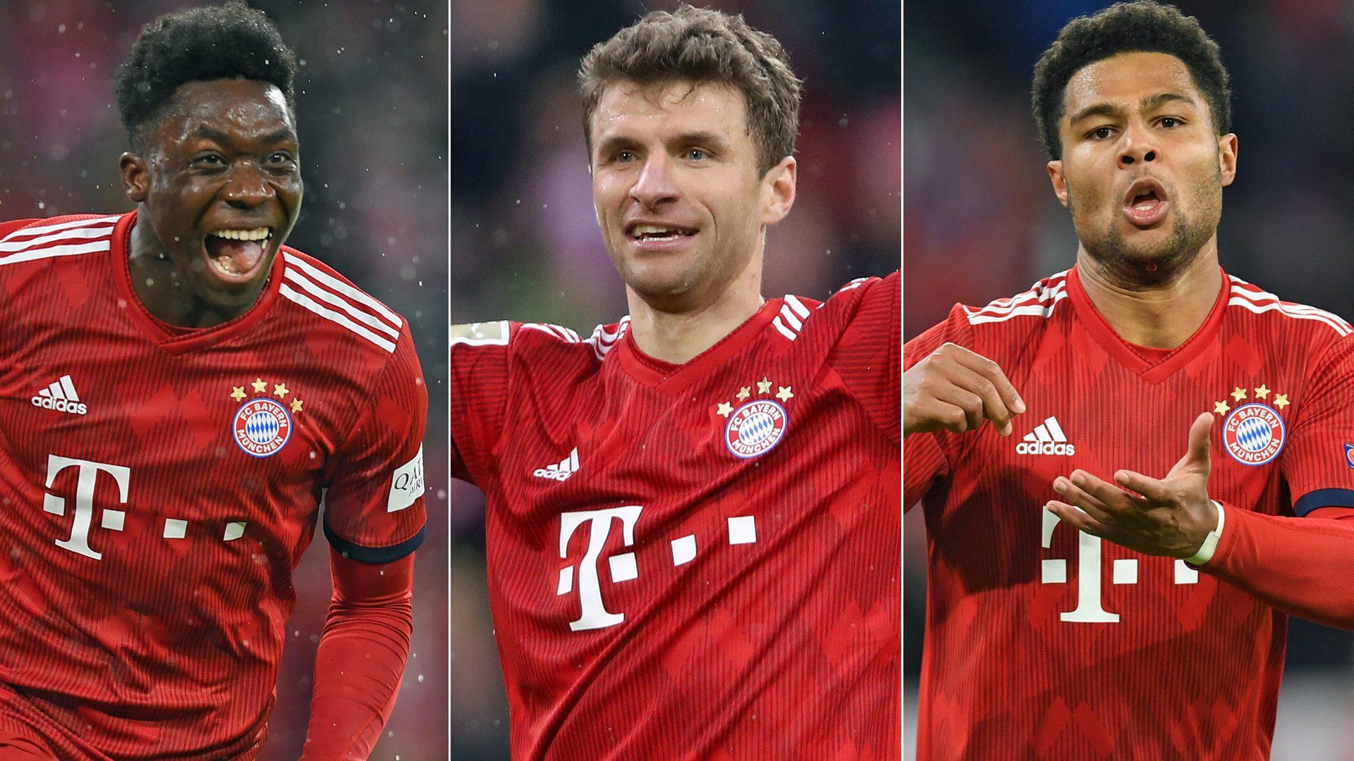 huge discount 5c756 c7102 Bundesliga | Why are Bayern Munich letting James Rodriguez ...