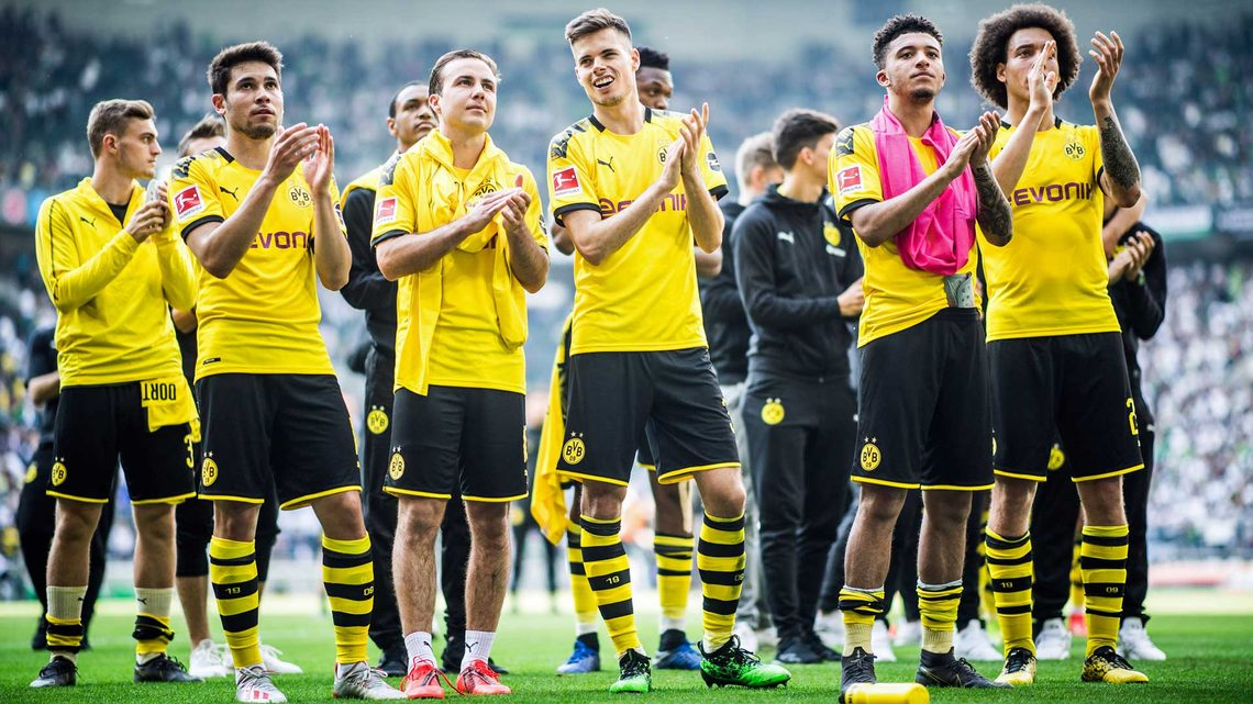 Bundesliga How Borussia Dortmund Went Above And Beyond To Push Bayern Munich All The Way