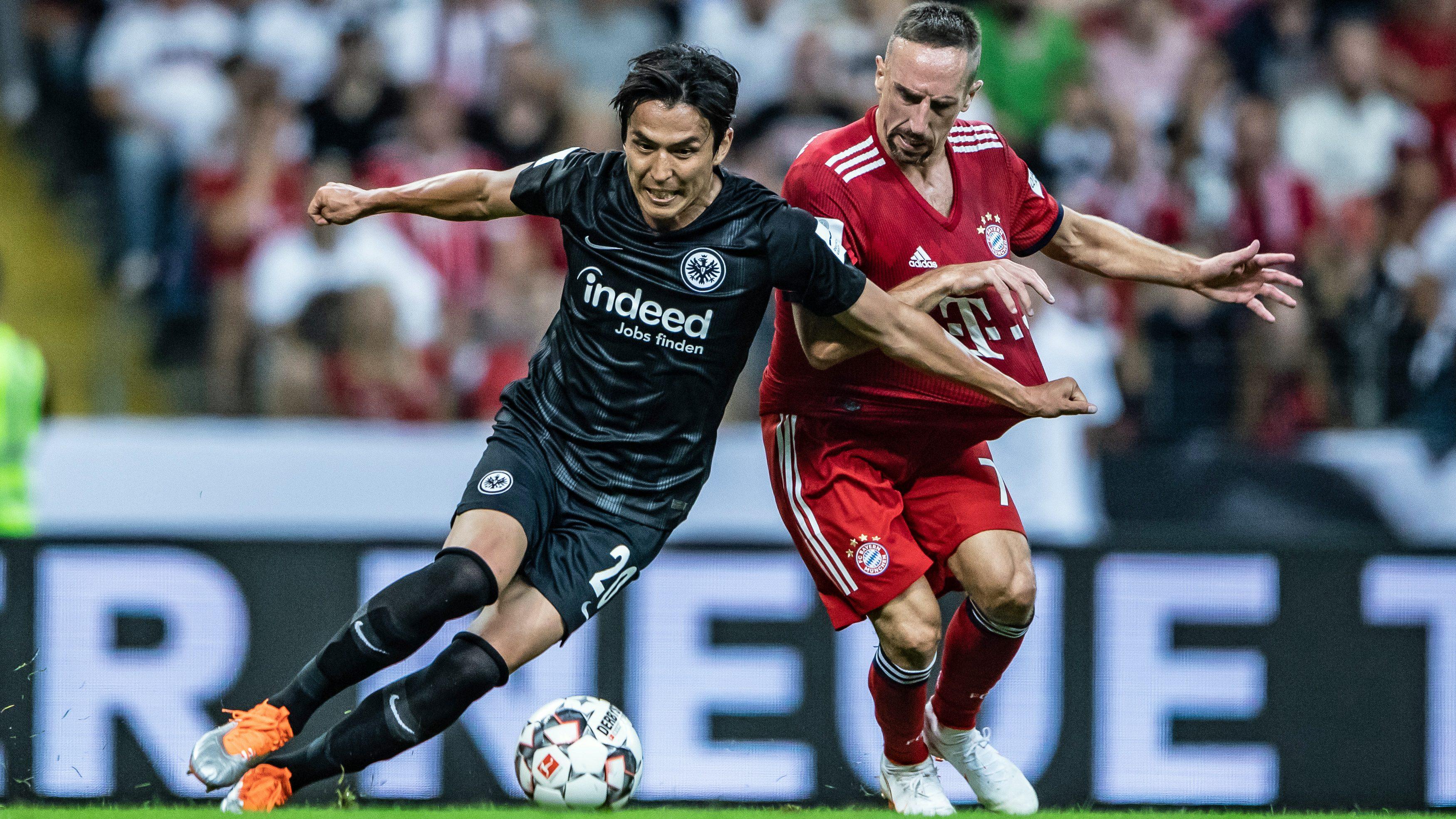 Bayern-Frankfurt